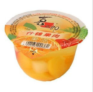 ISO Certificated EVOH Barrier Liding Film Materails for Jelly Packing pictures & photos