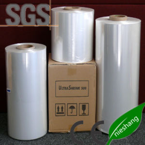 PVC Shrink Film/ Heat Shrink PVC Film pictures & photos