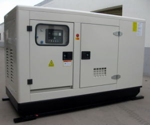 20kw (25kVA) Silent Generator pictures & photos