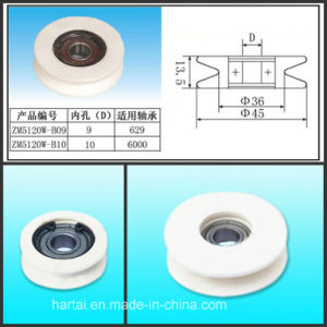 Ceramic Wire Guides Applied in Winding Machine (Wire Idler pulley) pictures & photos