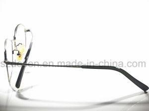Custom Logo Full Frame Pure Titanium Optical Eyewear Frames pictures & photos