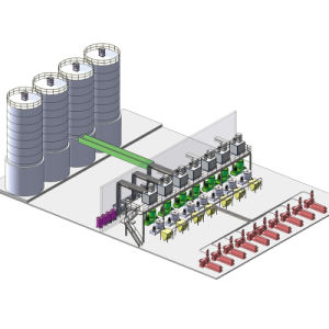 Complete Production Line for PVC Pipe