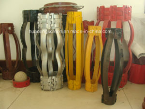 API Widely Used in Water Well API Spring Bow Steel Flexibility Casing Centralizer pictures & photos