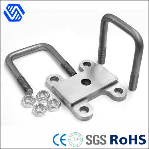 Hot Selling Galvanized Steel Square U Bolts pictures & photos