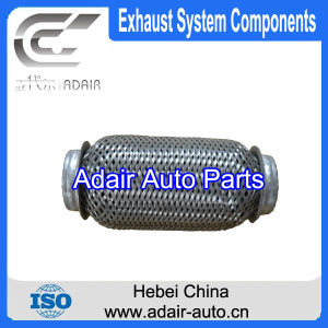 63*100 Stainless Steel Exhaust Flexible Pipe