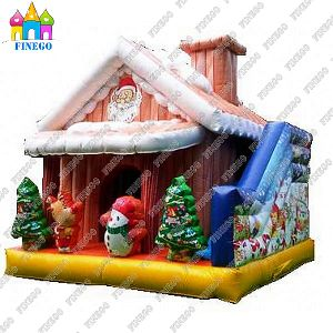2016 New Christmas Inflatable Pub Cabin for Sales pictures & photos