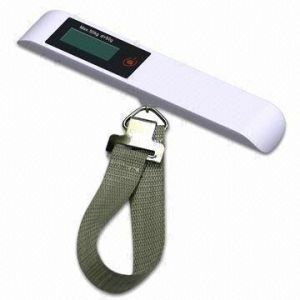 Digital Luggage Scale with+CE+Rohs