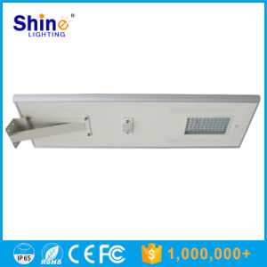 All in One LED Solar Street Light with 10 Years Warranty pictures & photos