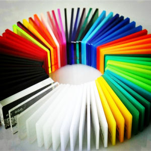 China Good Price Coloured Perspex Acrylic Sheet pictures & photos