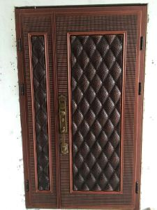New Style Copper and Aluminium Inexpensive Door pictures & photos