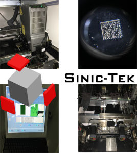 Fiber Laser Machine for Logo Marking pictures & photos