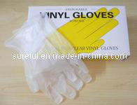 Vinyl Surgical Glove/Vinyl Glove Exam pictures & photos