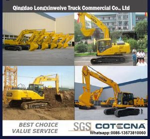 Hot Sales Second Hand Hidow Excavator pictures & photos