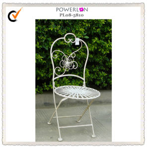 Patio Elegant Metal Tables and Chairs pictures & photos