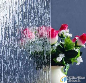Clear Pattern Glass Rain DOT pictures & photos