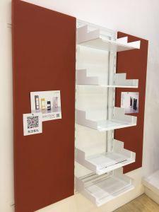 Uispair 100% Steel Simple Decorative Book Rack Newspaper Rack Magazine Rack pictures & photos