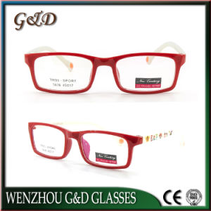 Fashion High Quality Tr90 Eyewear Kids Optical Glasse Frame 5636 pictures & photos