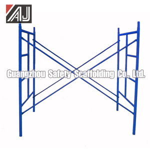 Mobile Working Platform Frame Scaffold, Guangzhou Factory pictures & photos