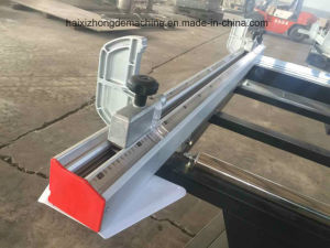 Sliding Table Panel Saw Mj6128 From Haixizhongde Factory pictures & photos