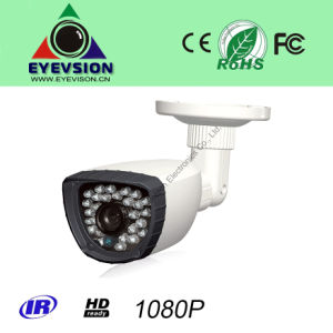 2.0MP CMOS HD (1080P) IP IR Weatherproof Bullet Camera (EV-IP6020012-IR25-T) pictures & photos
