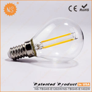 Classical Bulb Replacement E12/E14 E26/E27 G45 LED Bulb pictures & photos