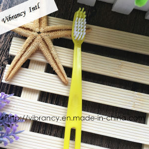 Cheap Hotel Disposable Adult Toothbrush pictures & photos