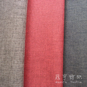 Polyester Oxford Linen Fabric 100% Polyester for Home Textile pictures & photos