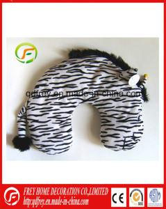 Plush Zebra Toy Traveling Neck Cushion Pillow pictures & photos