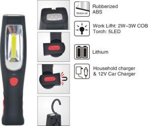 F310b-8A China Portable Automotive Tool 3W COB Working Light, LED Work Light