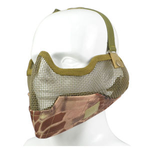 V2 Airsoft Mask in Kryptek Camo Color pictures & photos
