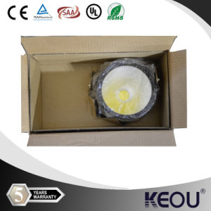 Black White Housing 230V 20W Dimmable COB LED Track Light pictures & photos