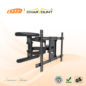 Smart TV Mount for Curved TV (CT-LCD-L02BPV) pictures & photos