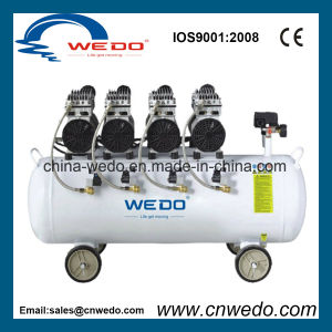 Wdw550*4-120/Wdw750*4-120 Oilless (oil -free) Air Compressor pictures & photos