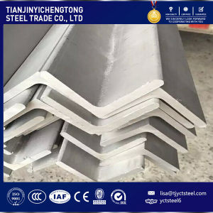 ASTM 304 (316L) Polished Stainless Steel Angle Bar pictures & photos
