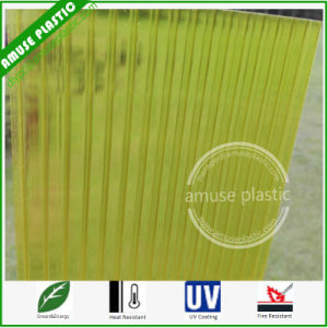Polycarbonate Sheets PC Multi-Layers Hollow Panel for Bus Shelter pictures & photos