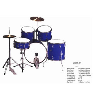Blue Drum Set (CSBL-DR11) pictures & photos
