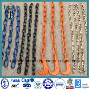 G80 Lashing Chain with C Hook pictures & photos