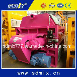 Ktsb1250 Twin Shaft Mixer 1.25m3 Price for Concrete Mixing Plant pictures & photos