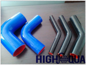 Heat Resistant Colorful Auto Silicone Hose pictures & photos