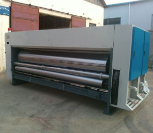 Flexographic Water Ink Printing Machine Carton Printing Machine pictures & photos