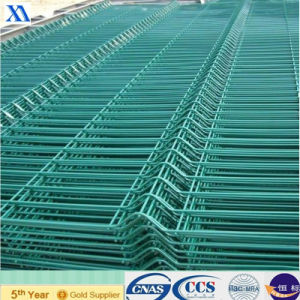 Security PVC Coated Welded Wire Mesh Euro Fence (XA-WP22) pictures & photos
