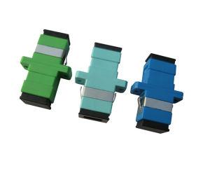 Sc/APC Simplex Optical Fiber Adapter