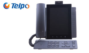 Telpo OEM Dail IP Video Phone pictures & photos
