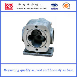 Cast Steel Gearbox Autoparts pictures & photos