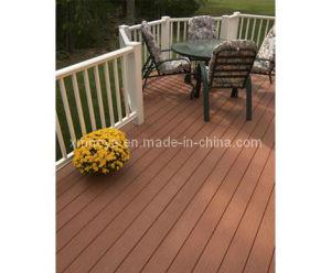 Garden Flooring Decoration WPC Wood Composite Decking Board pictures & photos