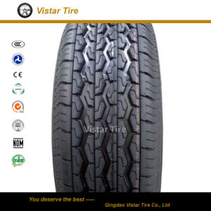 Chinese Cheap Commercial Passenger PCR Car Tire (155r12c, 155r13c, 165r13c) pictures & photos