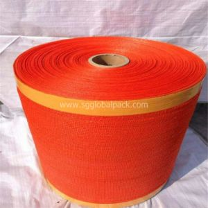 Packaging Onion Red PE Mesh Fabric pictures & photos