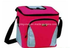 Promotional High Quality Polyester Cooler Bag for Teenager