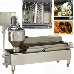 Bakery Equipment Automatic Donut Machine with CE pictures & photos
