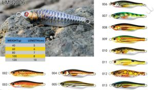 High Advanced Printed Realistic Fish Pattern Lifelike Fishing Lure pictures & photos